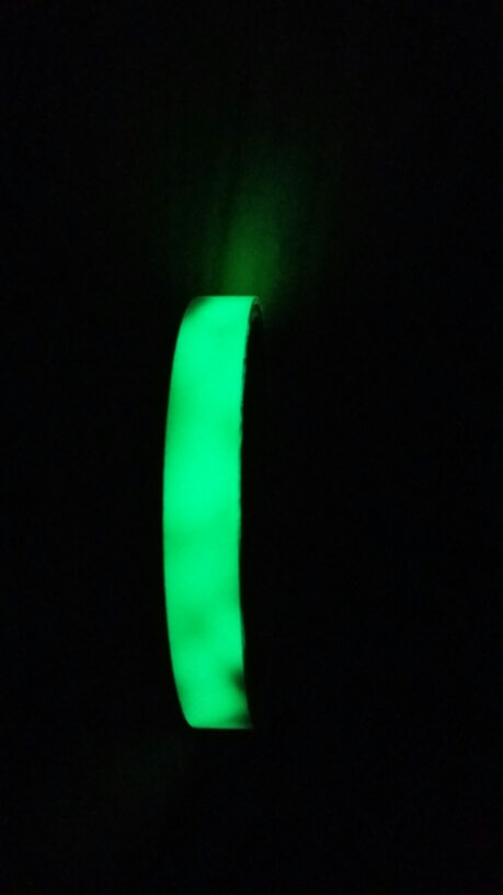 New 12MM*3M Luminous Tape Self-adhesive Glow In The Dark Safety Stage for Home Decorations Warning Tape